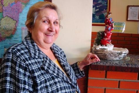 """""""É fácil lidar com as pessoas, é só ter paciência para ajeitar as coisas"""", disse Yolanda Jacomini, um dia antes de falecer"""