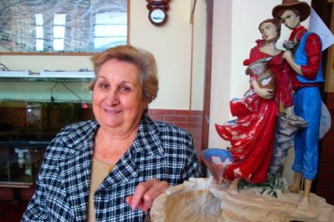 Yolanda ficou a frente do Hotel Cristal por 54 anos e não esperava parar tão cedo