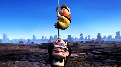 Russel e Carl. Dois valentes solitários, cada um a seu modo